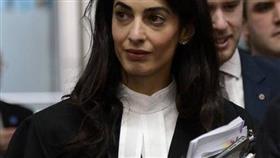 المحامية اللبنانية أمل كلوني