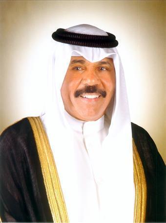 سمو ولي العهد الشيخ نواف الأحمد الجابر الصباح