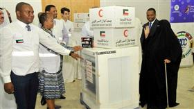 الكويت تواصل نشاطها المكثف في مجال العطاء الإنساني