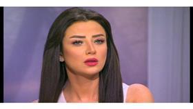 الإعلامية المصرية رضوى الشربيني