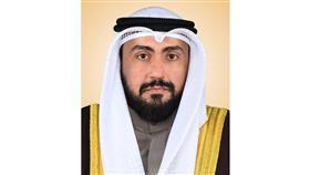 وزير الصحة الشيخ الدكتور باسل حمود الصباح