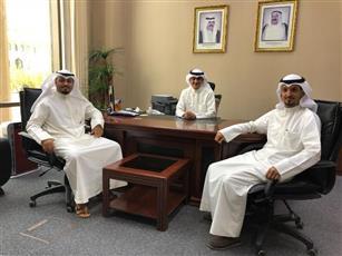 خالد العازمي: النقابة افتتحت مكتبها بالوزارة لخدمة أعضاء الجمعية العمومية في الفترة الصباحية
