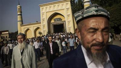 قانون صيني جديد حول «معسكرات التثقيف» للمسلمين