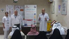 مكتب الجهراء بصندوق إعانة المرضى أقام محاضرة توعوية عن كيفية المحافظة على القلب