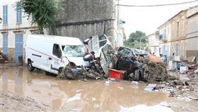ارتفاع عدد ضحايا فيضانات «جزر البليار» الاسبانية إلى 10 قتلى