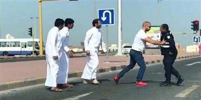 إلغاء حبس المعتدي على رجل الأمن
