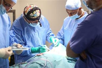 بأياد كويتية.. عمليات جراحية ناجحة للاجئين سوريين