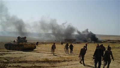 عشرات القتلى في هجوم لداعش على قوات سوريا الديمقراطية