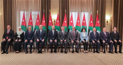 الأردن.. رئيس الحكومة يجري أول تعديل وزاري