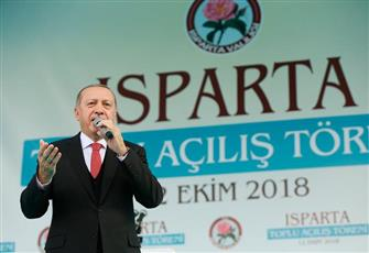 أردوغان مهددًا: سندخل «منبج» إذا لم يتم الالتزام بالوعود