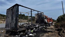 مقتل مهاجرين غير شرعيين «حرقا» في اليونان