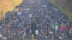 ألمانيا.. احتجاجات عارمة في شوارع العاصمة برلين ضد العنصرية