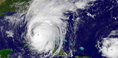 إعصار «ليزلي» يقترب من إسبانيا والبرتغال