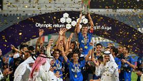 «الأزرق الأولمبي» يتوّج بـ«الودية» بعد فوزه على نظيره السعودي