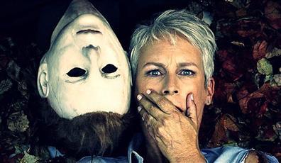فيلم الرعب  Halloween  للنجمة جيمي لي كورتيس