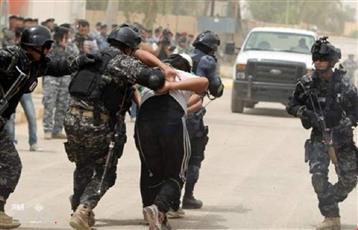 العراق: اعتقال 12 قيادي داعشي في كركوك