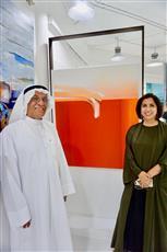 الفنان التشكيلي محمود أشكناني يعرض آخر أعماله في دبي