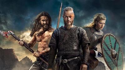 مسلسل الدراما والأكشن Vikings