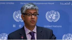 المتحدث باسم الأمم المتحدة فرحان حق