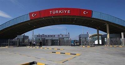 تركيا: فتح البوابة الجمركية مع عفرين السورية