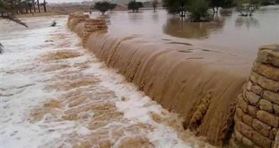 ضحايا السيول في الأردن