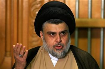 زعيم التيار الصدري العراقي مقتدى الصدر