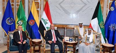 سكك حديد بين الكويت والعراق