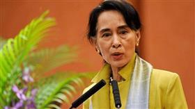 الزعيمة البورمية أونج سان سو تشي