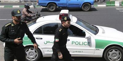الشرطة الايرانية