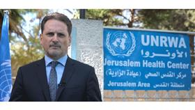 المفوض العام لوكالة الأمم المتحدة لإغاثة وتشغيل اللاجئين الفلسطينيين (أونروا) بيير كرينبول