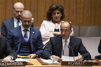 الكويت تعرب عن قلقها إزاء تصاعد التوترات بين روسيا وأوكرانيا