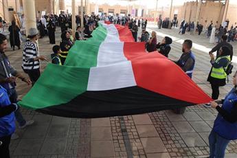 افتتاح مهرجان الموروث الشعبي الخليجي