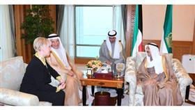 تطلع سويدي لحل أزمات المنطقة بجهود الكويت