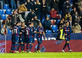 ليفانتي يفوز على أتليتك بيلباو في الدوري الإسباني