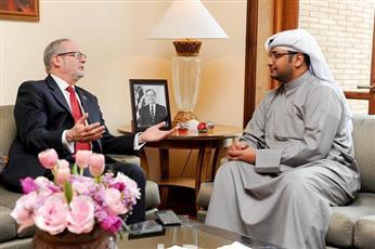 السفير الأمريكي للكويتيين: ممتنون لمشاعركم الصادقة