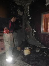 «الإطفاء»: إنقاذ أسرة مكونة من 7 أشخاص إثر حريق منزل بالعارضية