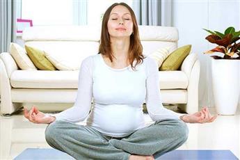طرق سهلة لتخفيف التوتر أثناء الحمل
