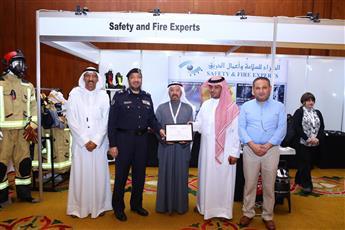 افتتاح الملتقى الكويتي للسلامة تحت عنوان «الموائمة بين الوقاية من الحريق وعمليات الإنقاذ»