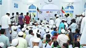 «النجاة الخيرية بسريلانكا» افتتحت مساجد وآبار قدمت مساعدات مالية للأسر المحتاجة