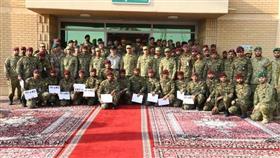 الحرس الوطني يختتم  «شاهين 1»