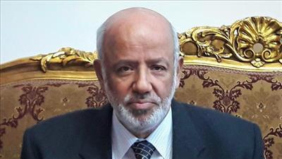 وزير العدل الأسبق المستشار أحمد سليمان