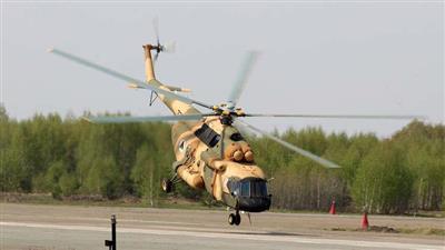 روسيا تعلن تشييد مركز لصيانة المروحيات في مصنع حلوان المصري