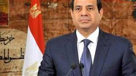 السيسي يقر ميدالية تذكارية تخص القضاء العسكري