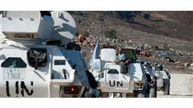 اليونيفيل: وجود نفق قرب الخط الأزرق بين لبنان وإسرائيل