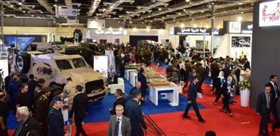 مصر تبرم صفقات سلاح جديدة مع شركات فرنسية بمعرض إيديكس