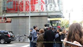 إخلاء مكتب قناة «CNN» في مانهاتن بعد تلقي بلاغ بوجود قنبلة