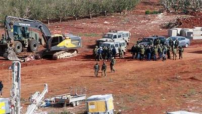 إسرائيل: «درع الشمال» مستمرة حتى تدمير أنفاق حزب الله بالكامل
