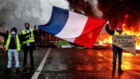 عشية احتجاجات السبت.. دول تدعو رعاياها بفرنسا لتوخي الحذر