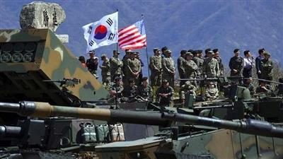 محادثات بين كوريا الجنوبية وأمريكا حول تقاسم كلفة الدفاع