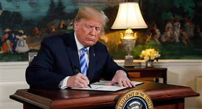 Trump signs the law on accountability for genocide in Iraq and Syria 602746_e